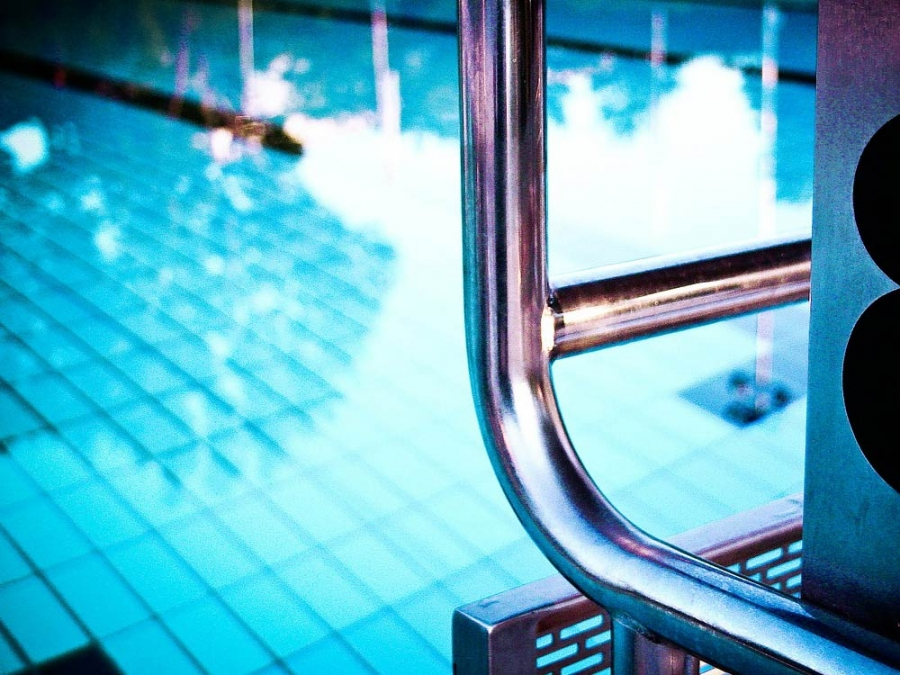 Care and Maintenance of Stainless Steel in Pool Environments