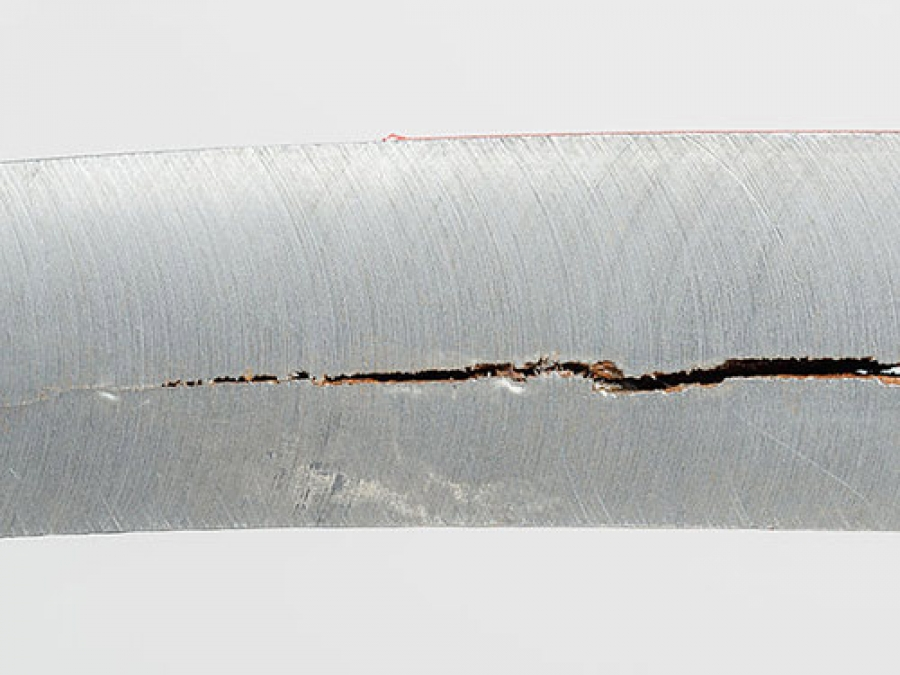 How electropolishing reduces Stress Corrosion Cracking (SCC)
